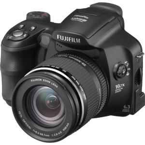 FUJIFILM - FinePix S6500-FD 6,3 MP