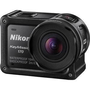Fotocamera sportiva Nikon KeyMission 170