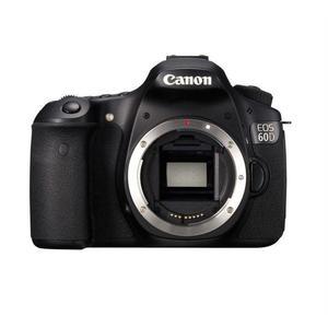 Reflex - Canon EOS 60D Boîtier nu - Noir