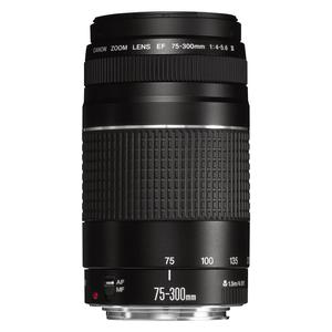 Lens Canon EF 75-300mm F/4.0-5.6