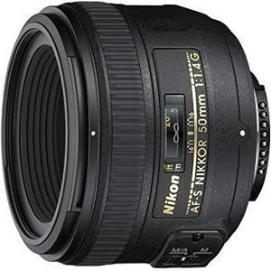 Objectief Nikon F 50mm f/1.4