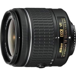Nikon AF-P DX 18-55 / 3.5-5.6 G VR lens