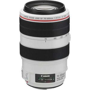 Objectif CANON EF 70-300/4-5,6 L IS USM