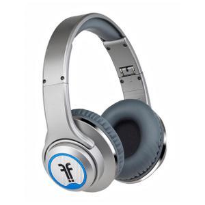 Kopfhörer Rauschunterdrückung mit Mikrophon Flips Audio XB - Grau
