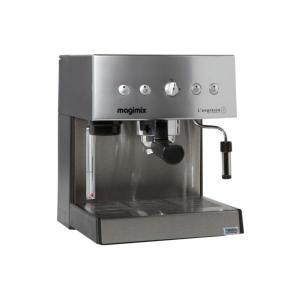 Cafeteras Expresso Compatible con bolsitas monodosis ESE Magimix L'Expresso 11414 AUT
