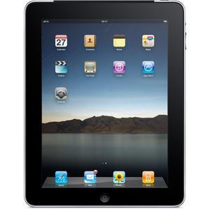 """iPad (März 2010) 9,7"""" 64GB - WLAN + 3G - Silber - Ausländischer Netzbetreiber"""