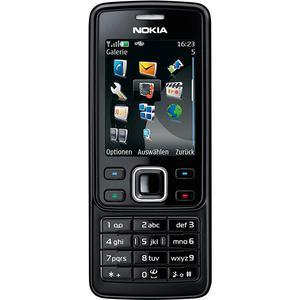 Nokia 6300 - Noir- Débloqué