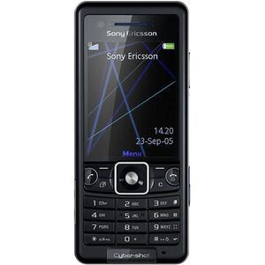 Sony Ericsson C510 - Schwarz- Ohne Vertrag