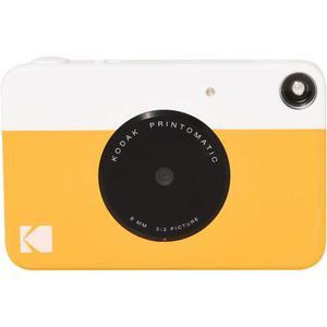 Appareil Photo instantané KODAK Printomatic - Jaune/Blanc