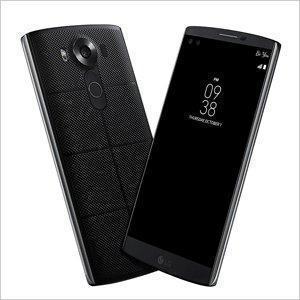 LG V10 16 Go   - Noir - Débloqué
