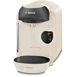 Espresso met Capsules Bosch Tassimo Vivy Tas 1257 - Crème