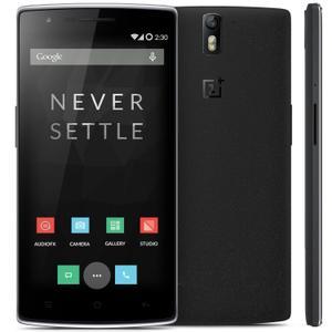 OnePlus One 64GB - Musta - Lukitsematon