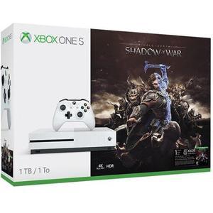 Xbox One S - HDD 1 TB - Weiß