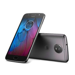 Motorola Moto G5S 32 Gb - Grau - Ohne Vertrag