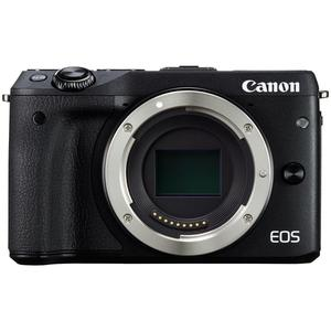 Hybrid Canon EOS M3  - Black