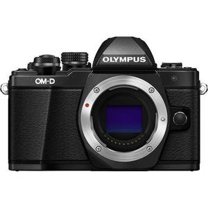 Hybrid Olympus OM-D E-M10 Mark II  - Black