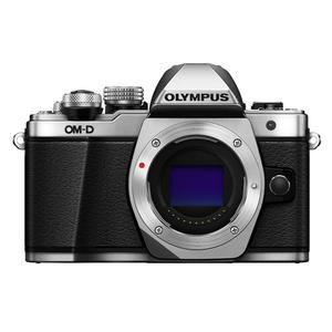 Hybrid Olympus OM-D E-M10 Mark II  - Silver