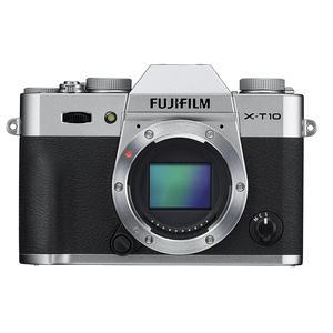 Hybrid Fujifilm X-T10  - Silver