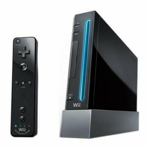 Nintendo Wii - HDD 0 MB - Negro