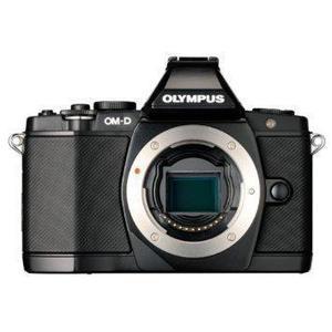 Hibridas Olympus OM-D E-M5 Sólo la carcasa - Negro