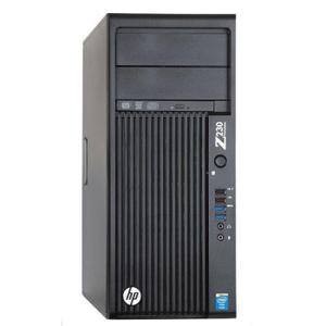 Hp Workstation Z230 Xeon E3 3,2 GHz - HDD 500 Go RAM 8 Go