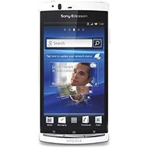 Sony Ericsson Xperia Arc S 1 GB   - White - Unlocked