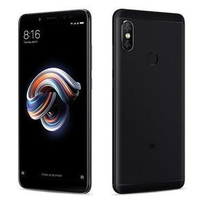 Xiaomi Redmi Note 5 32GB Dual Sim - Musta (Midnight Black) - Lukitsematon