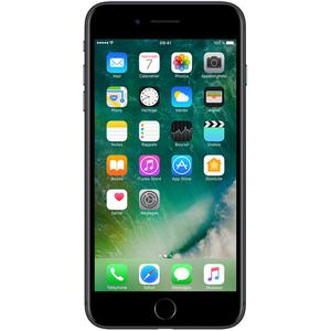 iPhone 7 Plus 256GB - Musta - Lukitsematon