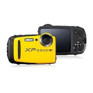 Kompaktkamera Fujifilm Finepix XP120 Geel + Lens Fujifilm Fujinon Lens 5x Wide Optical Zoom 28-140 mm f/3.9-4.9
