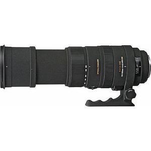 Sigma DG 150-500mm f/5-6.3 APO HSM -Objektiivi