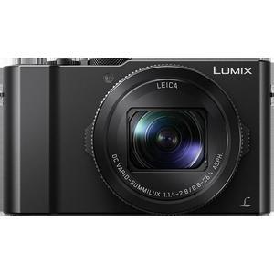 Kompakt - Panasonic Lumix DMC-LX15 - Schwarz
