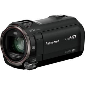 Cámara Panasonic HC-V770EF Negro