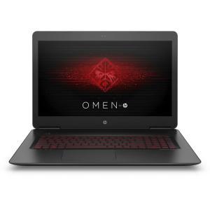 "HP Omen 17-w257nf 17"" Core i5 2,5 GHz  - SSD 128 GB + HDD 1 TB - 8GB - NVIDIA GeForce GTX 1050 AZERTY - Französisch"
