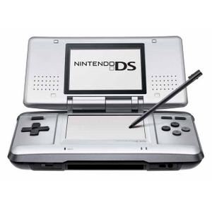 Nintendo DS  - HDD 0 MB - Grey