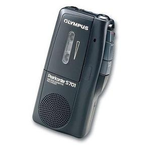 Dictaphone Olympus Pearlcorder S701