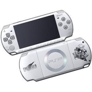 Sony PSP 3000 Slim & Lite Final Fantasy VII Consola Portátil
