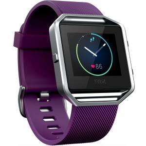 Montre Cardio Fitbit Blaze - Argent/Mauve