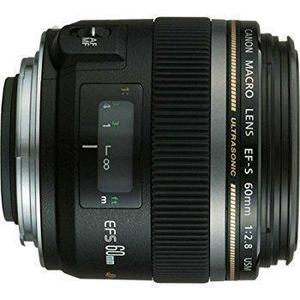 Canon EF-S 60MM F / 2.8 USM Macro Lens