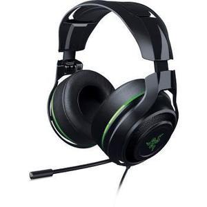 Kopfhörer   Gaming   mit Mikrophon Razer Mano'War 7.1 - Schwarz