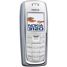 Nokia 3120 - Grau- Ohne Vertrag