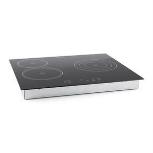 Table de cuisson - Vitrocéramique 3 foyers - Klarstein CP4-Virtuosa-53003C