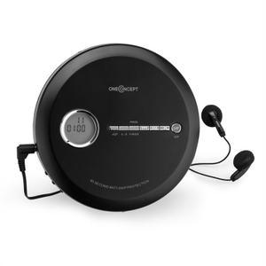 Lecteur MP3 OneConcept CDC 100MP3 - Noir