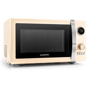Micro ondes grill + four KLARSTEIN TK49-Fine-Dinesty-Cr
