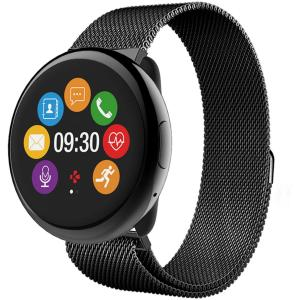 Smart Watch Cardio­frequenzimetro Mykronoz ZeRound 2 HR Elite - Nero