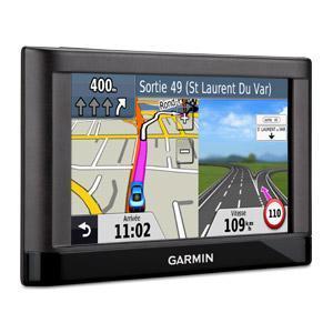 Navegador GPS Garmin Nuvi 52