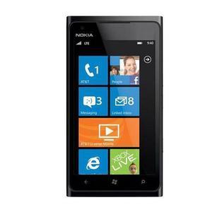 Nokia Lumia 900 - Schwarz- Ohne Vertrag