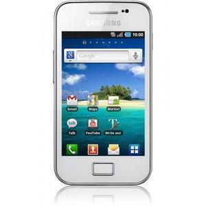 Galaxy Ace S5830 - Weiß- Ausländischer Netzbetreiber