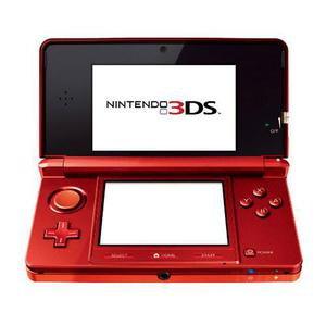 Konsole Nintendo 3DS - Rot