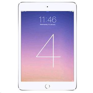 """iPad mini 4 (Septembre 2015) 7,9"""" 128 Go - Wifi + 4G - Argent - Débloqué"""