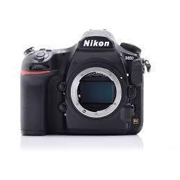 Cámara  Reflex - NIKON D850 - Sin objetivo - Negro